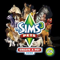 The Sims 3 Create a Pet Demo