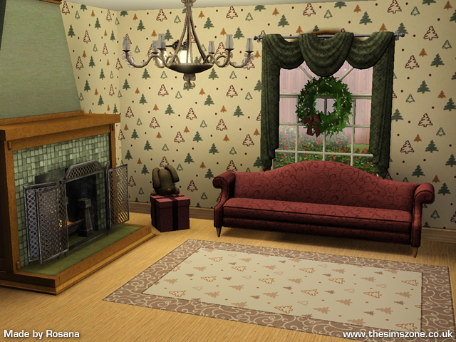 Christmas Trees set (including new pattern)
