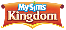 MySims Kingdom logo