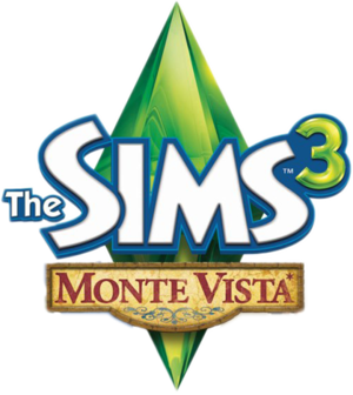 The Sims 3: Monte Vista logo