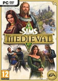 The Sims Medieval box art packshot