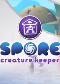 Spore Creature Keeper box art packshot