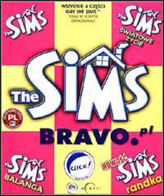 The Sims: Bravo (Edycja Specjalna) packshot box art