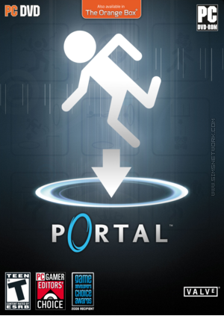 Portal box art packshot