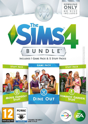 The Sims 4: Bundle Pack #3   SNW Games