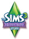 The Sims 3: Master Suite Stuff logo