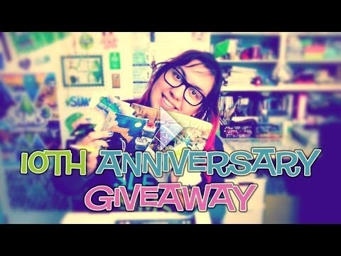 SNW 10th anniversary GIVEAWAY * SIMS SWAG * GOODIES!