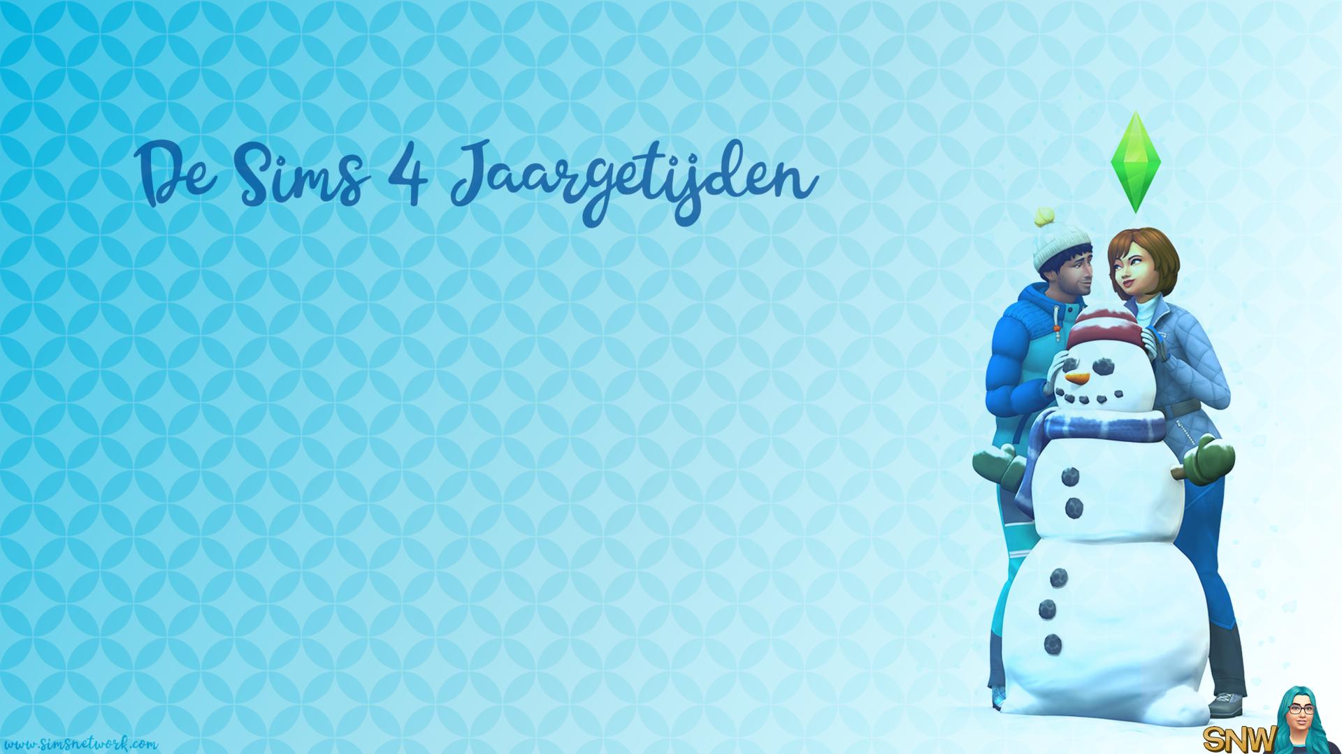 Seasons Winter Wallpapers Dutch Version Snw Games
