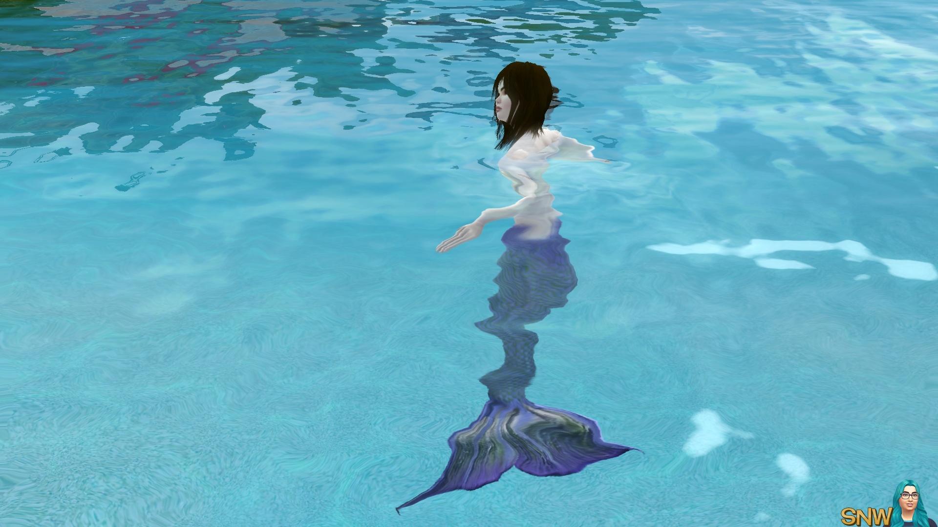 The Sims 3. Как в Симс 3 стать русалкой